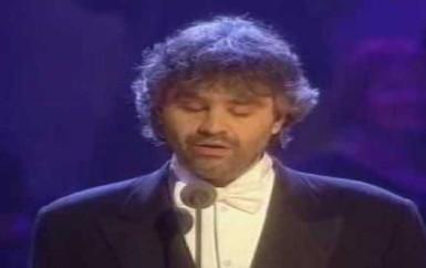 Andrea Bocelli – Canto Della Terra