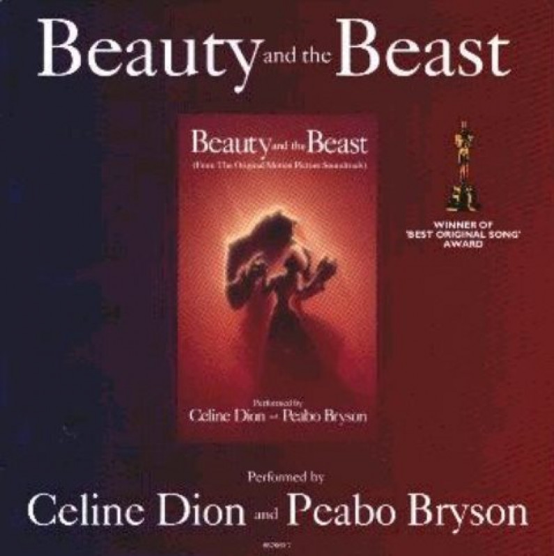 Celine Dion & Peabo Bryson – Beauty And The Beast