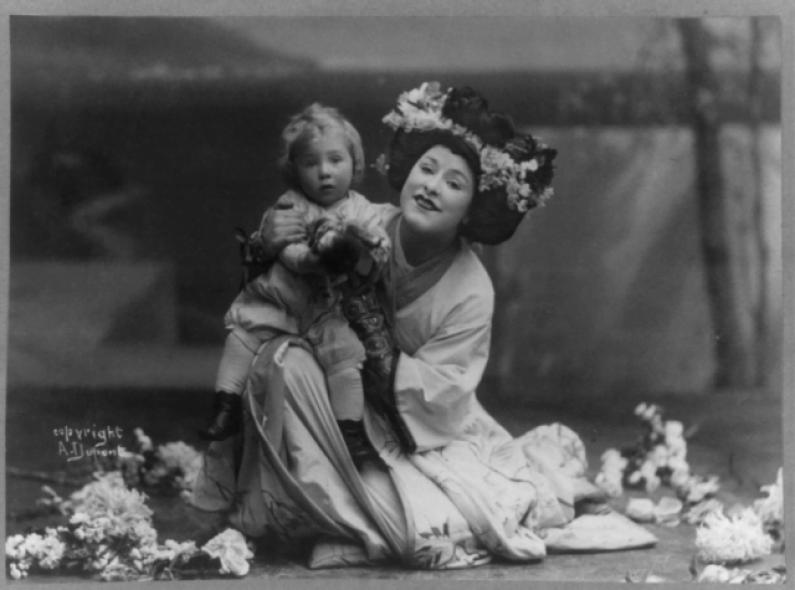 Giacomo Puccini's – Madama Butterfly