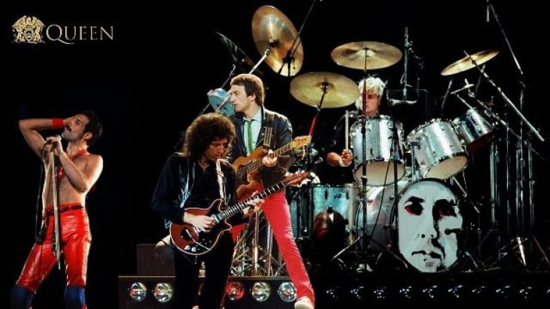 Queen – We Will Rock You