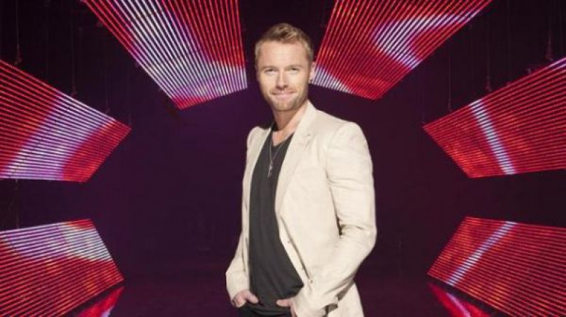 Ronan Keating – Baby Can I Hold You
