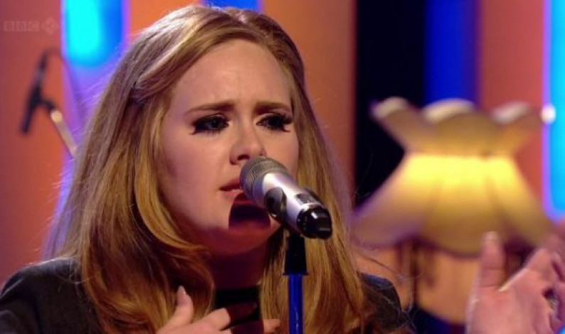 Adele – One And Only