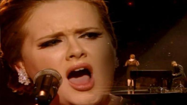 Adele – Set Fire To The Rain