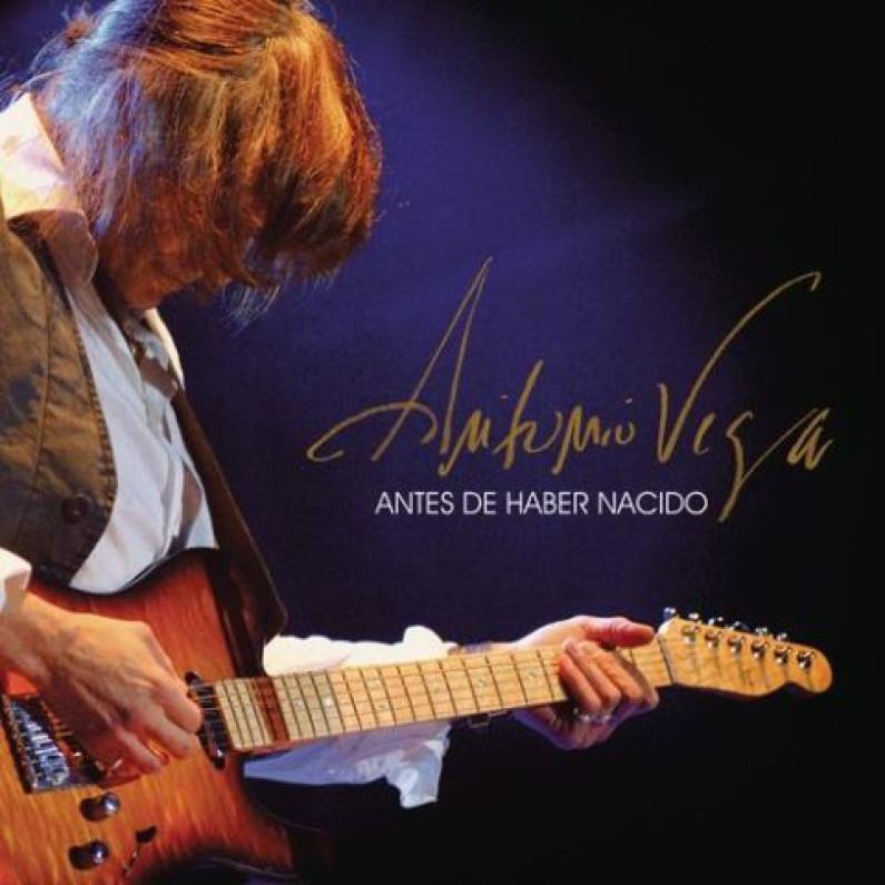Antonio Vega – Agua de rio