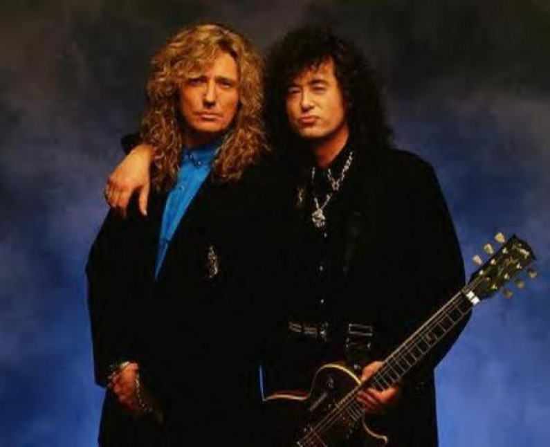 Coverdale – Page – Take Me For A Little While