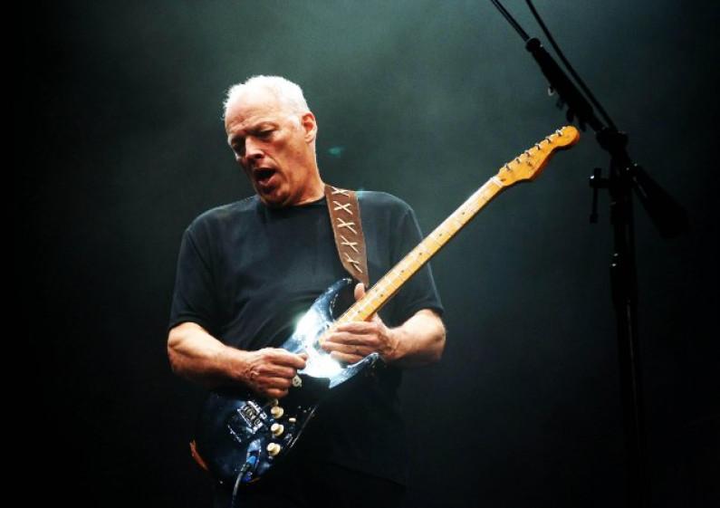 David Gilmour – Marooned