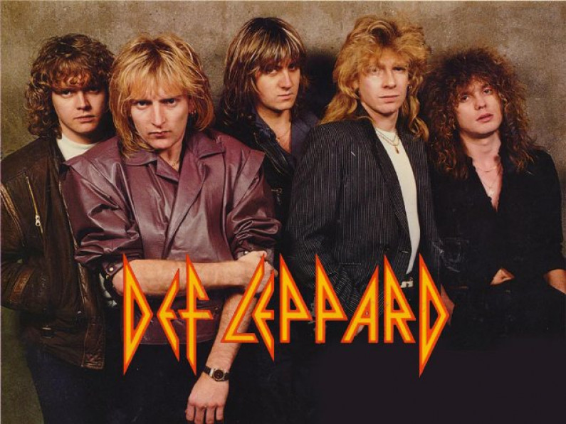 Def Leppard – Too Late For Love