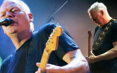 Echoes – David Gilmour