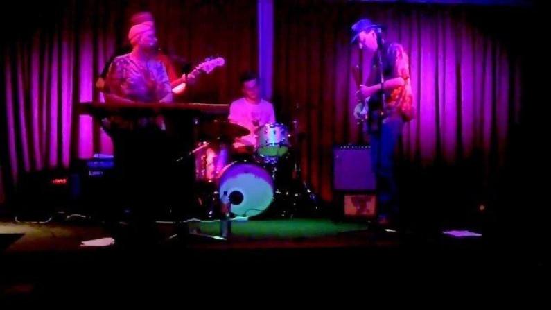 Jan Gerfast Trio – The Stereo Distorted I II III