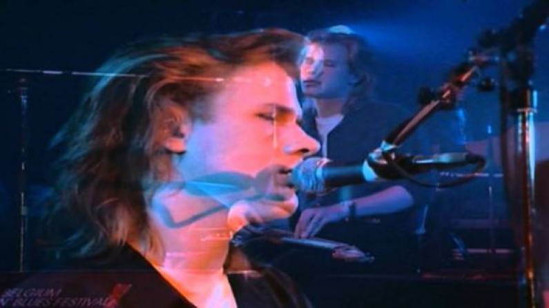 Jeff Healey Band – It Could All Get Blown Away