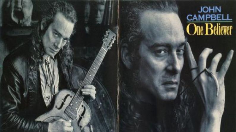 John Campbell – Angel Of Sorrow