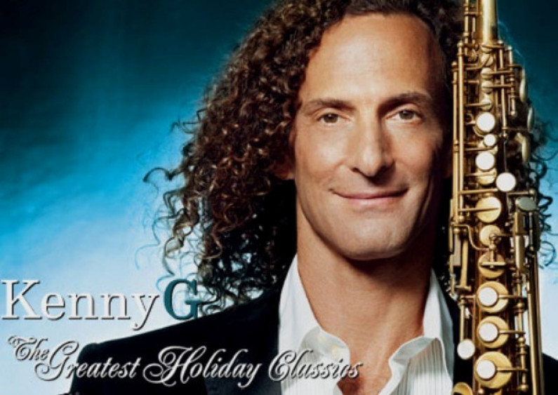 Kenny G – The Moment