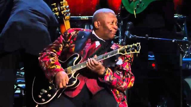 Stevie Wonder – John Legend – BB King