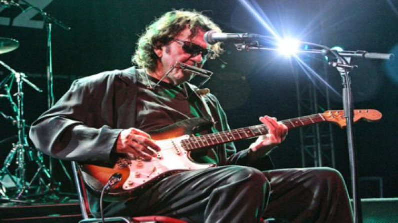 Tony Joe White – Ain't Goin' Down This Time