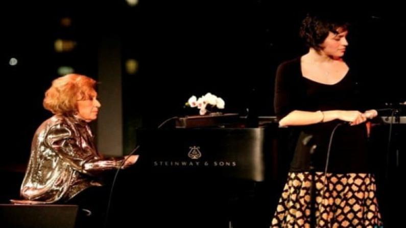 Marian Mcpartland & Norah Jones – In The Dark