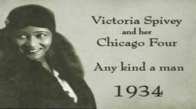 Victoria Spivey – Dope Head Blues