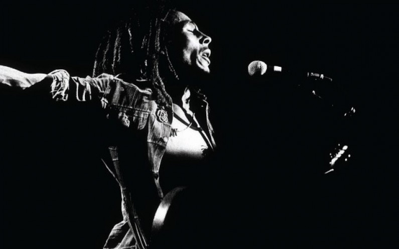 Bob Marley – Misty Morning