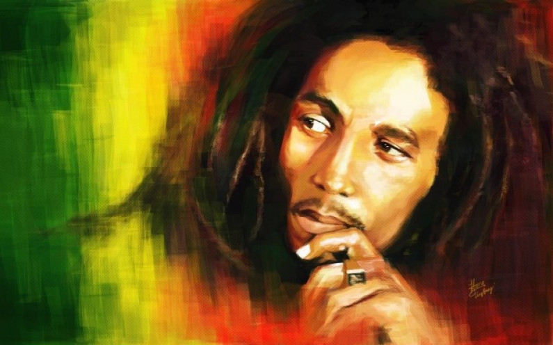 Bob Marley – So Much Trouble In The World