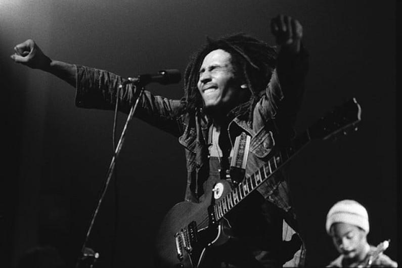 Bob Marley – Waiting In Vain