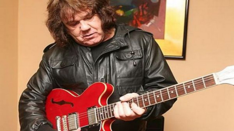 Gary Moore – Go On Home