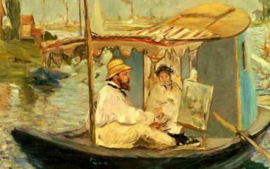 Édouard Manet – painter