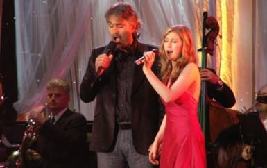 Andrea Bocelli & Hayley Westenra – Vivo Per Lei