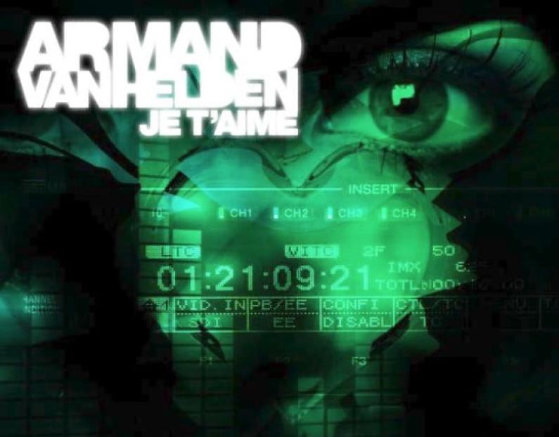 Armand Van Helden – Je T'aime