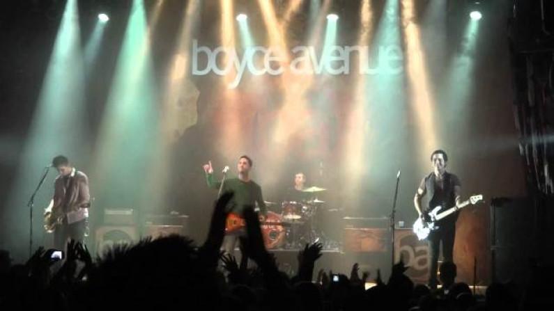 Boyce Avenue – Every Breath