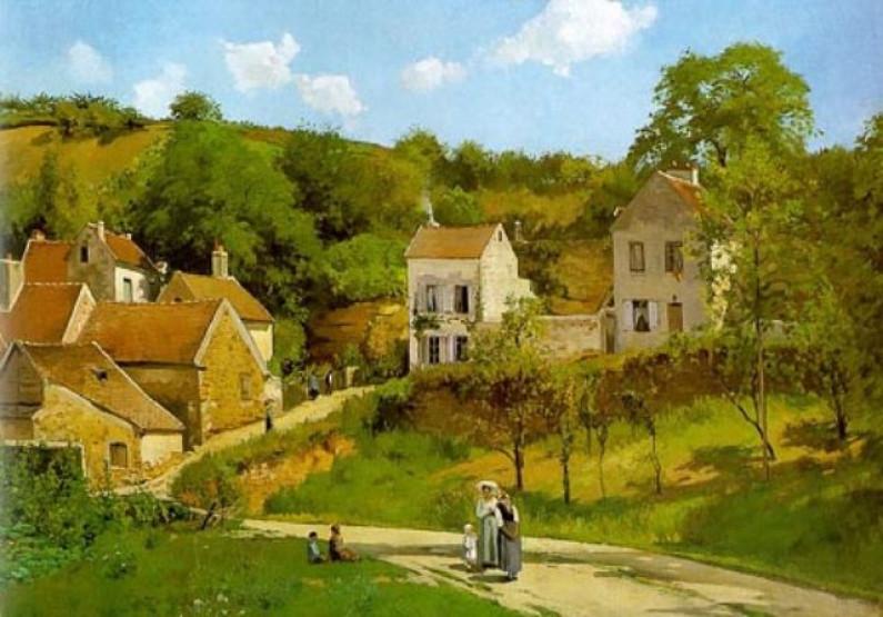 Camille Pissarro – Impressionist painter