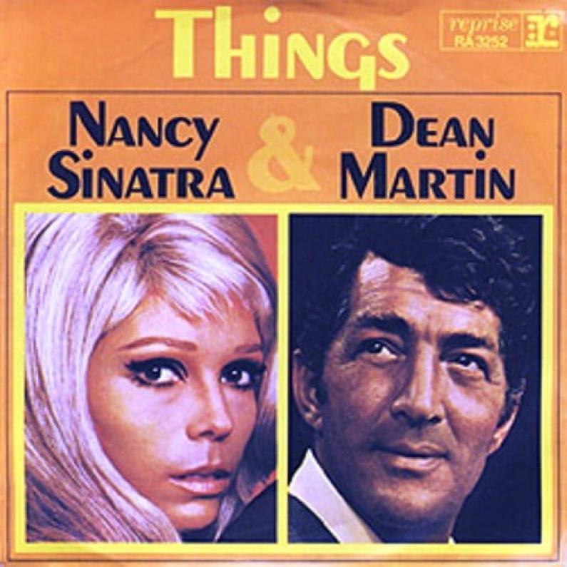 Dean Martin & Nancy Sinatra – Things
