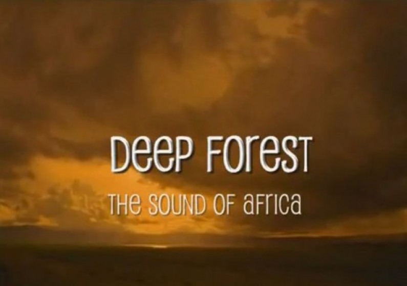 Deep forest – The sound of Africa