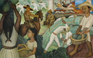 Diego Rivera – Mexican painter