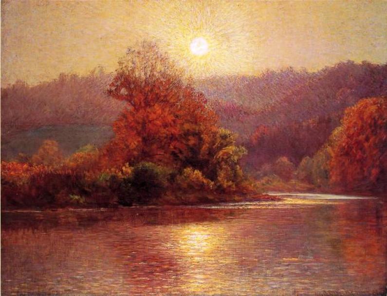 John Ottis Adams – impressionist painter