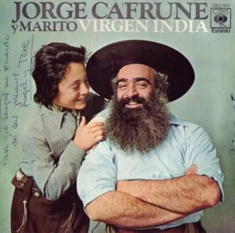 Jorge Cafrune Y Marito – De Mi Madre