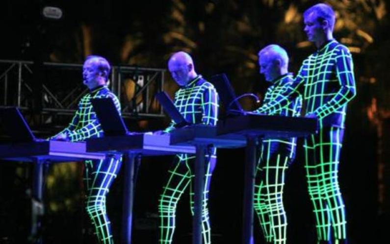 Kraftwerk – The model