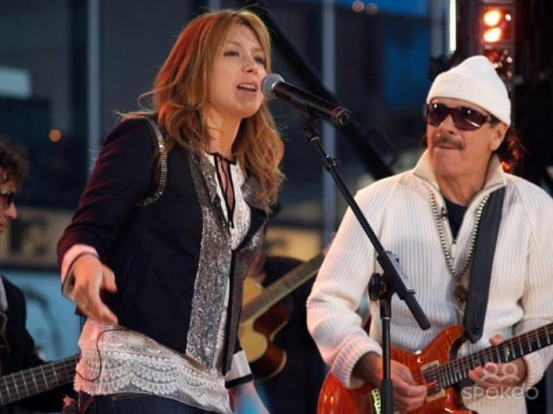 Michelle Branch & Santana – I'm Feeling You