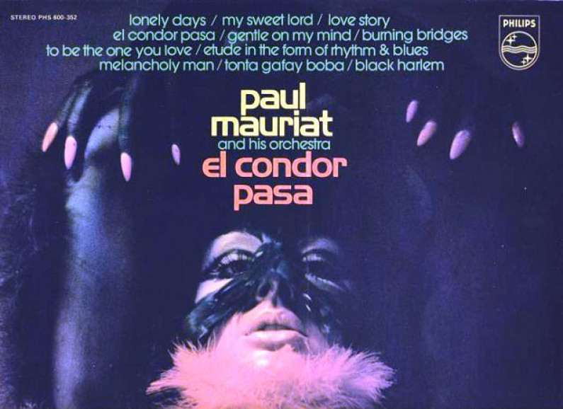Paul Mauriat – El Condor Pasa