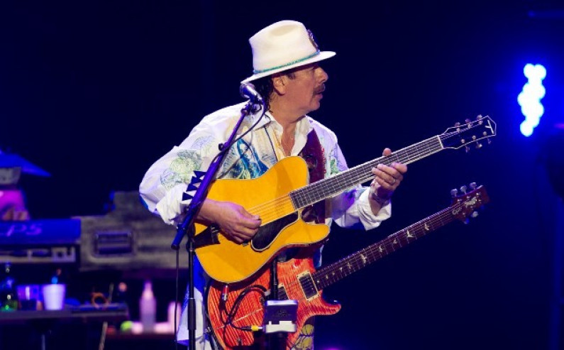 Santana – Waves Within