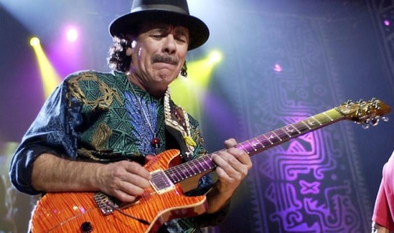 Santana – Angel Negro