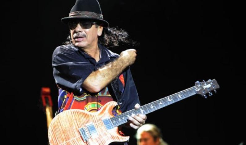 Santana – Hope You're Feeling Better