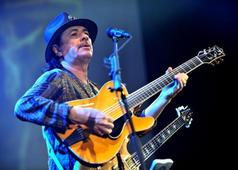Santana – No one to depend on