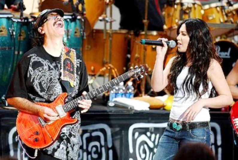 Santana – The Game Of Love ft. Michelle Branch