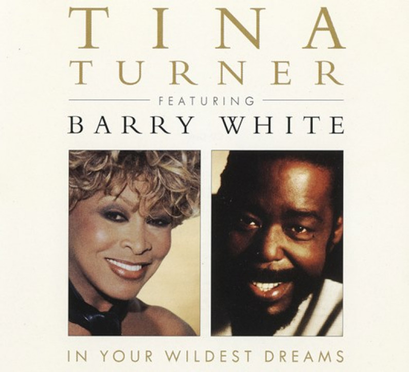 Tina Turner & Barry White – In Your Wildest Dreams