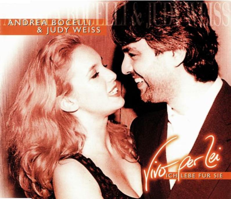 Andrea Bocelli & Judy Weiss – Vivo Per Lei