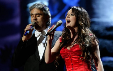 Andrea Bocelli & Sarah Brightman – Time to Say Goodbye