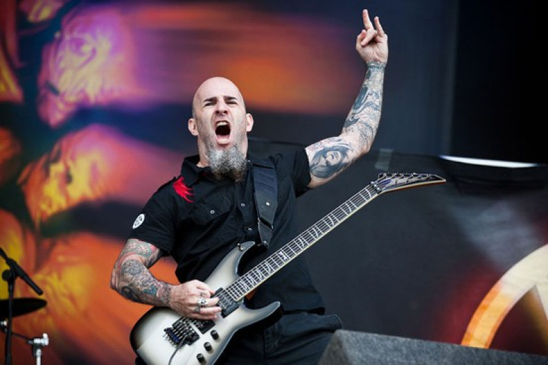 Anthrax – Got The Time