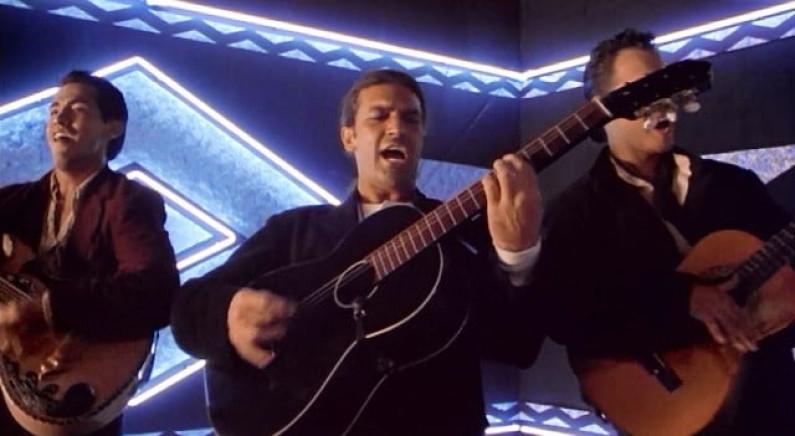 Antonio Banderas – Cancion del Mariachi