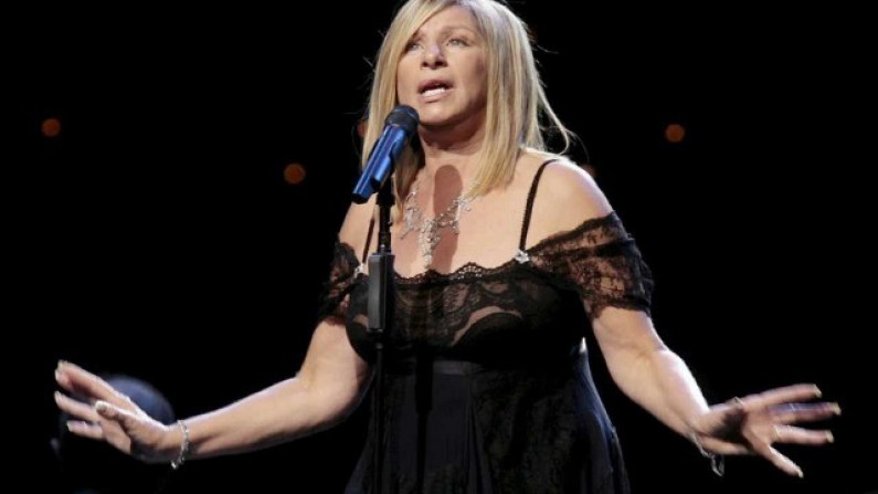 Barbra Streisand – Somewhere