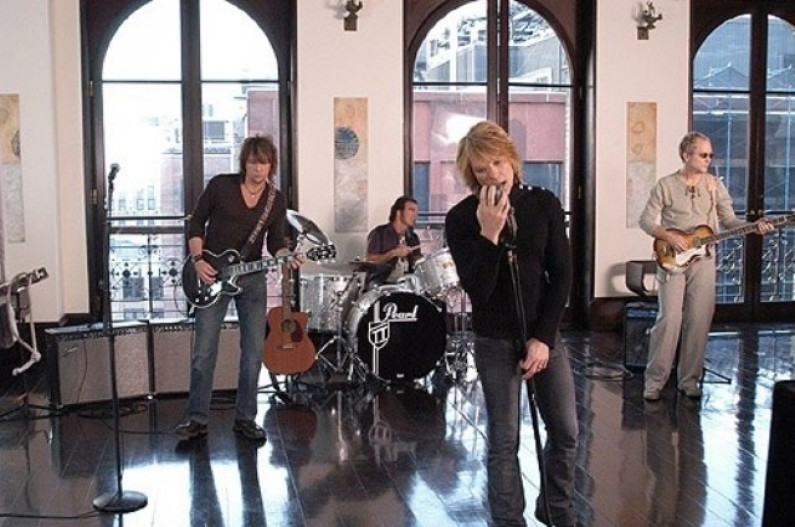 Bon Jovi – All About Lovin You