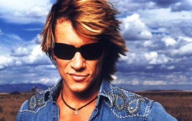 Bon Jovi – Born To Be My Baby
